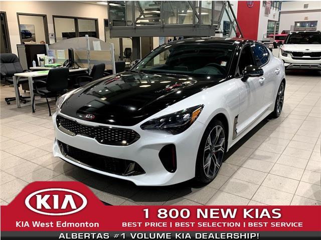2021 Kia Stinger GT Limited w/Black Interior (Stk: 22735) in Edmonton - Image 1 of 19