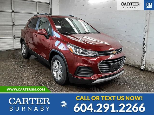 2021 Chevrolet Trax LT (Stk: T1-24420) in Burnaby - Image 1 of 11
