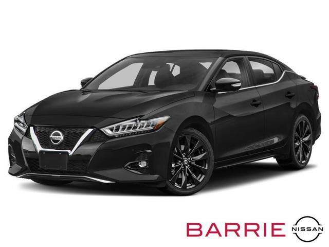 2020 Nissan Maxima SR (Stk: 20039) in Barrie - Image 1 of 3