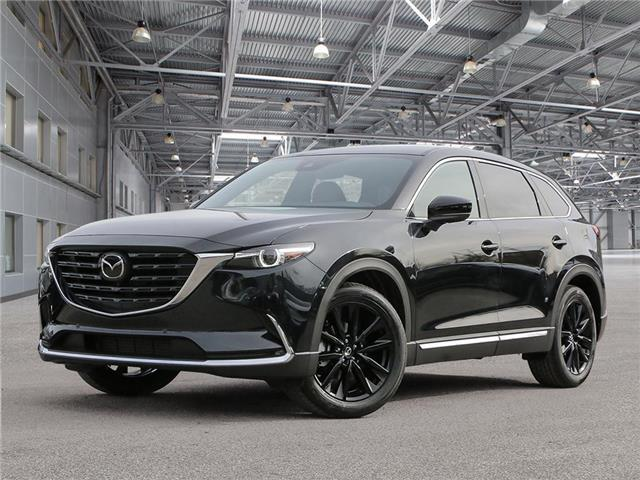 2021 Mazda CX-9 Kuro Edition (Stk: 21132) in Toronto - Image 1 of 22