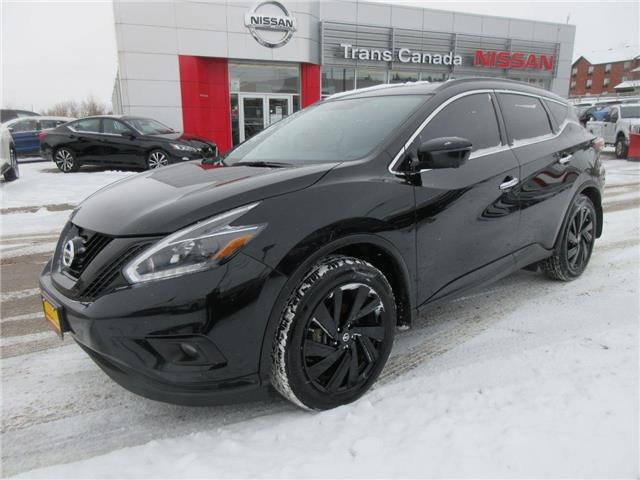 2018 Nissan Murano  (Stk: 91804A) in Peterborough - Image 1 of 28
