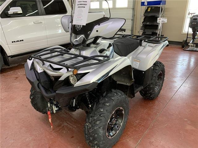 2020 Yamaha Grizzly EPS LE  (Stk: YQ21-29A) in Nipawin - Image 1 of 10