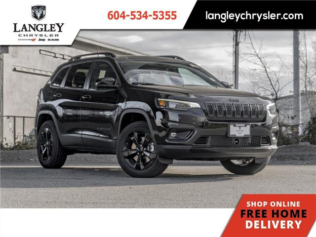 2021 Jeep Cherokee Altitude (Stk: M170796) in Surrey - Image 1 of 23