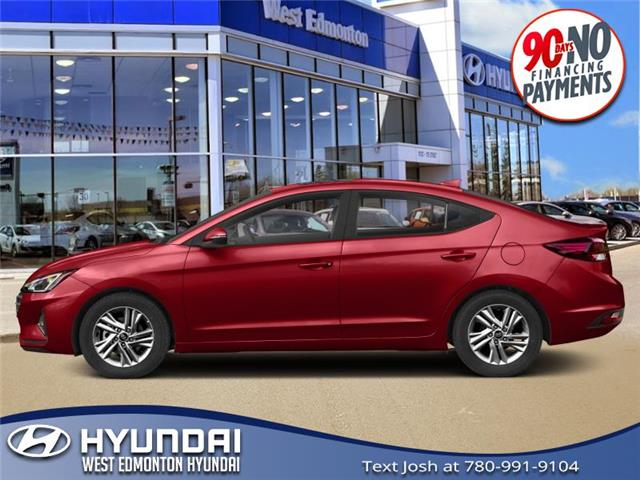 2020 Hyundai Elantra  (Stk: E5436) in Edmonton - Image 1 of 1