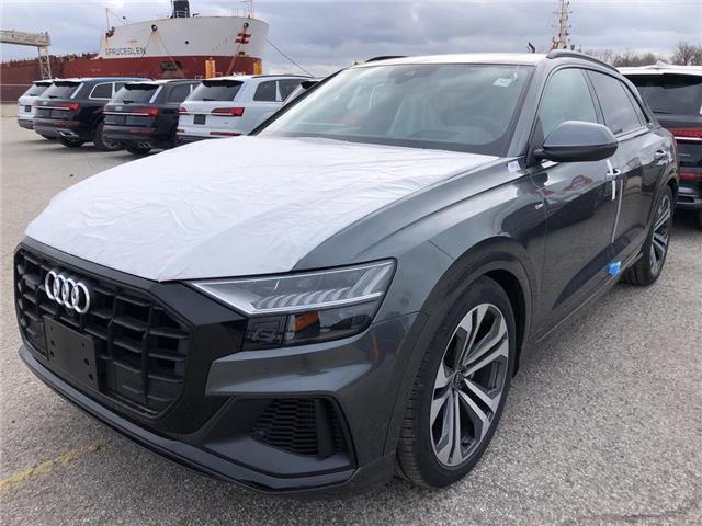 2021 Audi Q8 55 Technik (Stk: 210281) in Toronto - Image 1 of 6