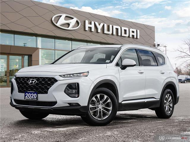 2020 Hyundai Santa Fe Essential 2.4  w/Safety Package (Stk: 98349) in London - Image 1 of 27