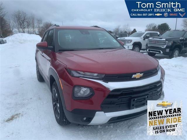 2021 Chevrolet TrailBlazer LT (Stk: 210291) in Midland - Image 1 of 10