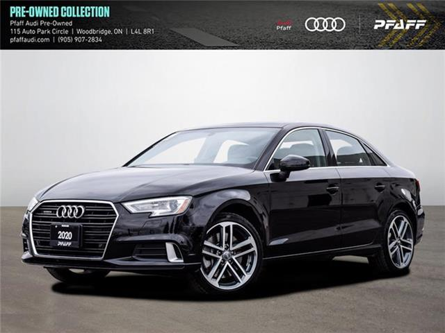 2020 Audi A3 45 Komfort (Stk: C8099) in Vaughan - Image 1 of 20