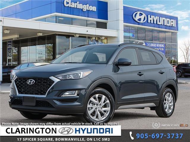 2021 Hyundai Tucson Preferred (Stk: 20954) in Clarington - Image 1 of 24