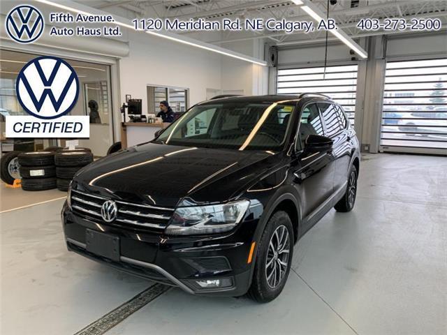 2019 Volkswagen Tiguan Comfortline (Stk: 3598) in Calgary - Image 1 of 30