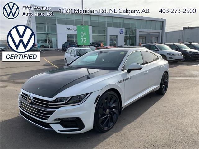 2019 Volkswagen Arteon 2.0 TSI (Stk: 3605) in Calgary - Image 1 of 30