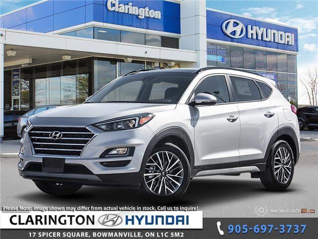 2021 Hyundai Tucson Luxury (Stk: 20955) in Clarington - Image 1 of 24