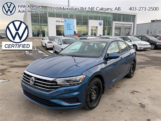 2019 Volkswagen Jetta 1.4 TSI Highline (Stk: 20171a) in Calgary - Image 1 of 25