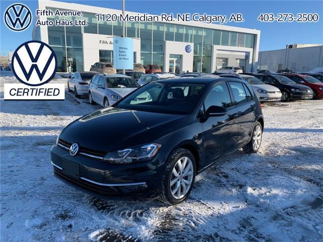 2019 Volkswagen Golf 1.4 TSI Execline (Stk: 3635) in Calgary - Image 1 of 27