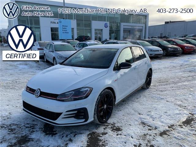 2019 Volkswagen Golf GTI 5-Door Rabbit (Stk: 3641) in Calgary - Image 1 of 28