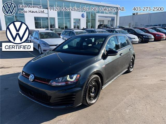2017 Volkswagen Golf GTI 5-Door Autobahn (Stk: 21099A) in Calgary - Image 1 of 26