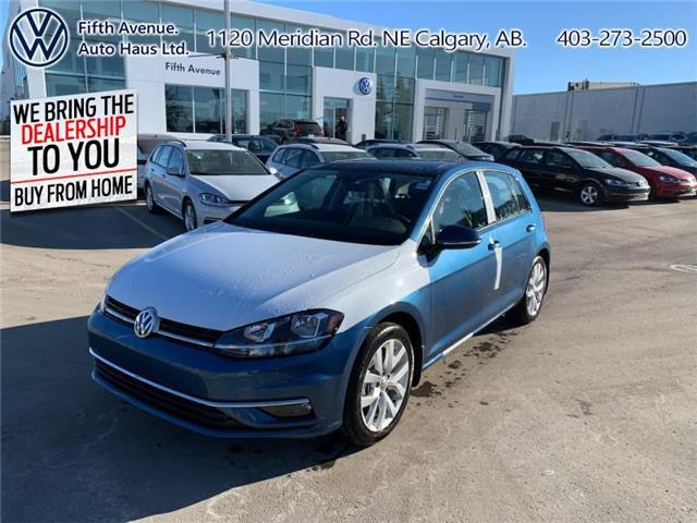 2021 Volkswagen Golf Highline (Stk: 21118) in Calgary - Image 1 of 25