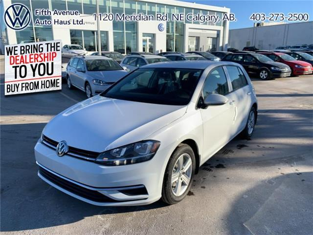 2021 Volkswagen Golf Comfortline (Stk: 21124) in Calgary - Image 1 of 25
