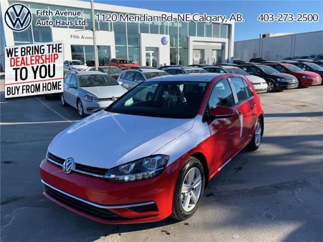2021 Volkswagen Golf Comfortline (Stk: 21121) in Calgary - Image 1 of 19