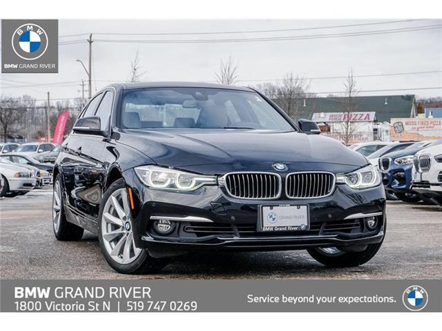 2017 BMW 330i xDrive (Stk: PW5759) in Kitchener - Image 1 of 35