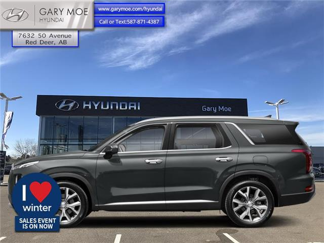 2021 Hyundai Palisade Luxury 8-Passenger AWD (Stk: 1PL9539) in Red Deer - Image 1 of 1