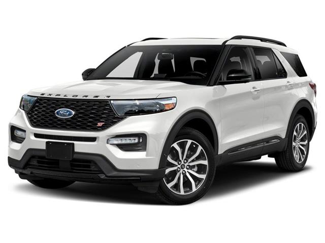 2021 Ford Explorer ST (Stk: M-854) in Calgary - Image 1 of 9
