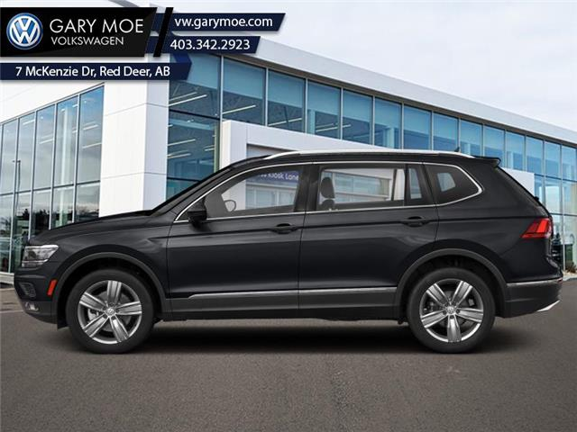 2021 Volkswagen Tiguan United 4MOTION (Stk: 1TG8666) in Red Deer County - Image 1 of 3
