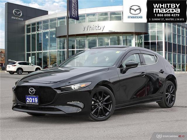 2019 Mazda Mazda3 Sport GT (Stk: 210334A) in Whitby - Image 1 of 27