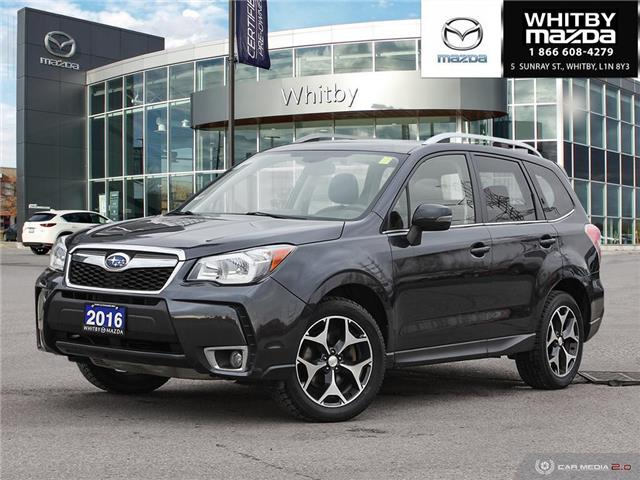 2016 Subaru Forester 2.0XT Touring (Stk: 210275A) in Whitby - Image 1 of 27