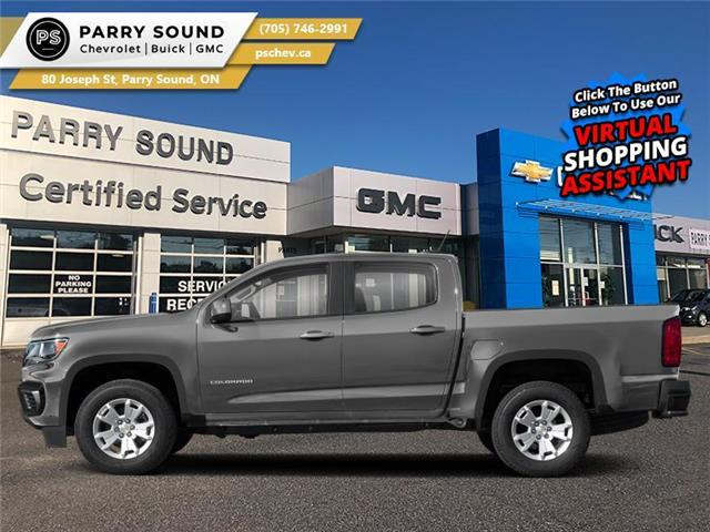 2021 Chevrolet Colorado LT (Stk: 21-101) in Parry Sound - Image 1 of 1