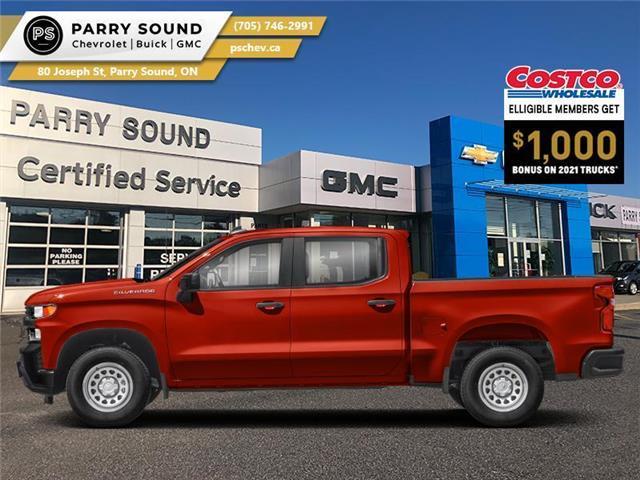 2021 Chevrolet Silverado 1500 Work Truck (Stk: 21-102) in Parry Sound - Image 1 of 1
