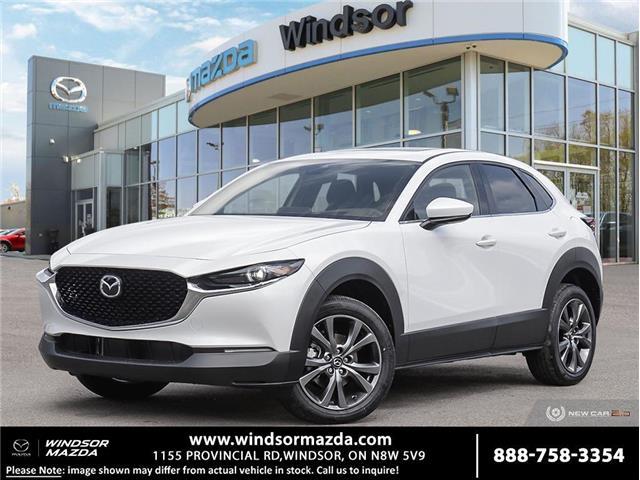 2021 Mazda CX-30 GT w/Turbo (Stk: X328801) in Windsor - Image 1 of 23