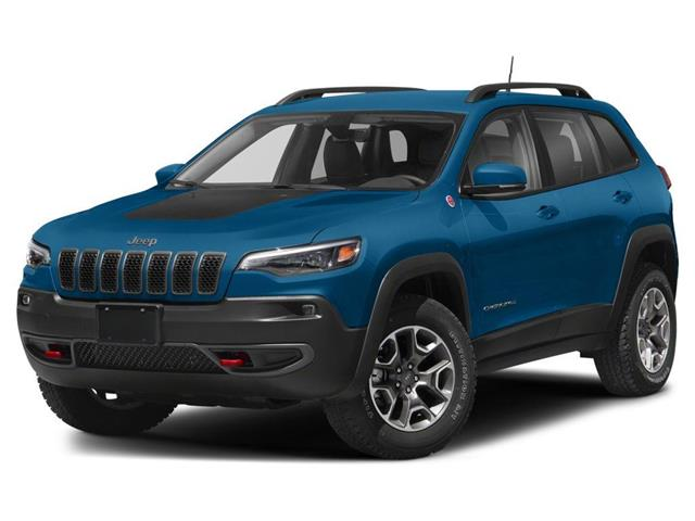 2021 Jeep Cherokee Trailhawk (Stk: T21-55) in Nipawin - Image 1 of 9