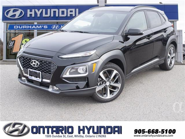 2021 Hyundai Kona 1.6T Ultimate (Stk: 705414) in Whitby - Image 1 of 21