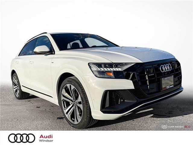 2021 Audi Q8 55 Technik (Stk: 21067) in Windsor - Image 1 of 30