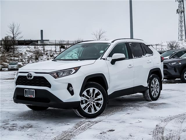 2021 Toyota RAV4 XLE (Stk: 15190) in Waterloo - Image 1 of 20