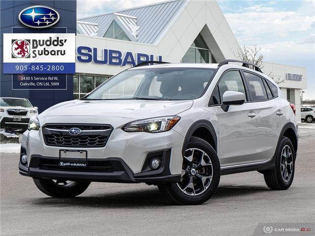 2018 Subaru Crosstrek Sport (Stk: X21121A) in Oakville - Image 1 of 28