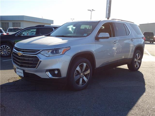 2021 Chevrolet Traverse LT True North (Stk: 1202940) in Langley City - Image 1 of 6
