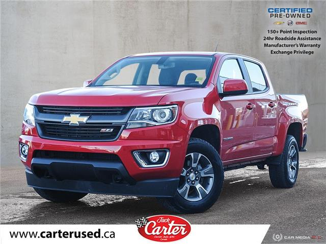 2020 Chevrolet Colorado Z71 (Stk: 109825U) in Calgary - Image 1 of 28