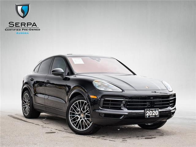 2020 Porsche Cayenne Coupe S (Stk: CP042) in Aurora - Image 1 of 26