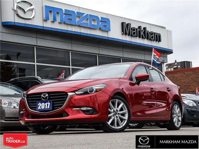 2017 Mazda Mazda3 GT (Stk: N210315A) in Markham - Image 1 of 29