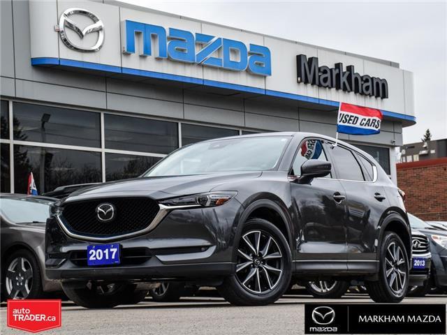 2017 Mazda CX-5 GT (Stk: N210171A) in Markham - Image 1 of 30