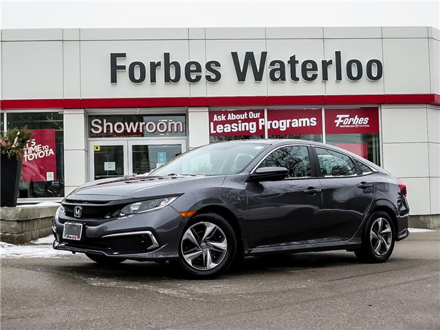 2019 Honda Civic LX (Stk: 143) in Waterloo - Image 1 of 24