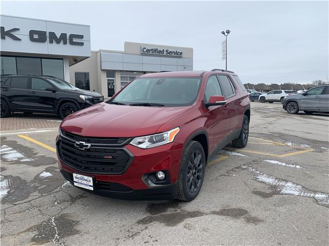 2021 Chevrolet Traverse RS (Stk: 47479) in Strathroy - Image 1 of 10