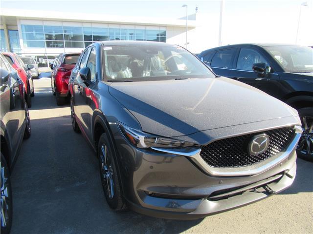 2021 Mazda CX-5 Signature (Stk: M3198) in Calgary - Image 1 of 1