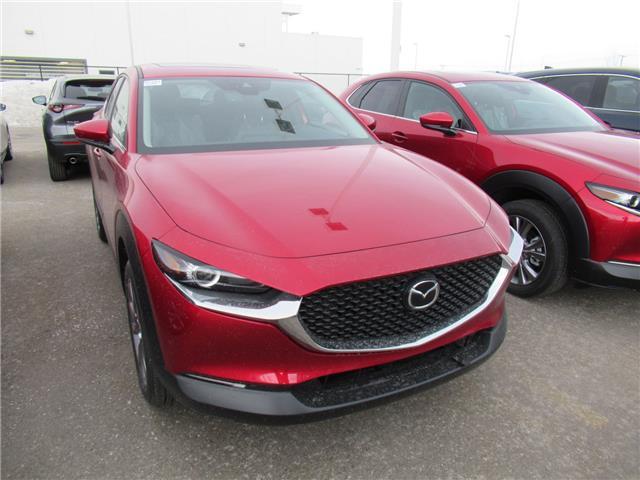 2021 Mazda CX-30 GS (Stk: M3151) in Calgary - Image 1 of 1