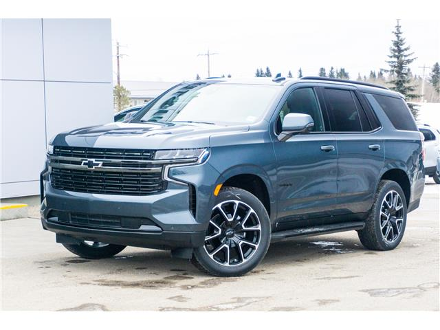 2021 Chevrolet Tahoe RST (Stk: 21-011) in Edson - Image 1 of 16