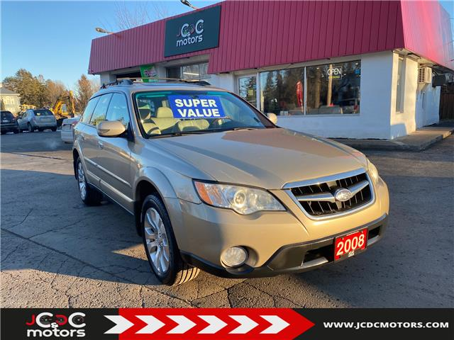 2008 Subaru Outback 3.0 R (Stk: ) in Cobourg - Image 1 of 18