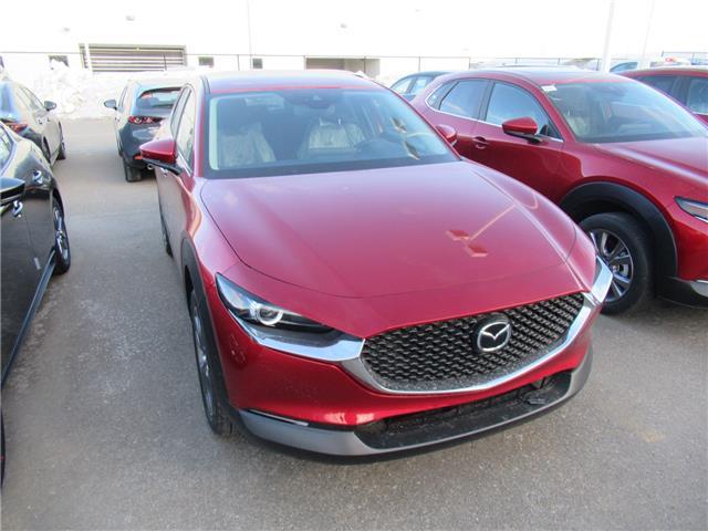 2021 Mazda CX-30 GS (Stk: M3149) in Calgary - Image 1 of 1