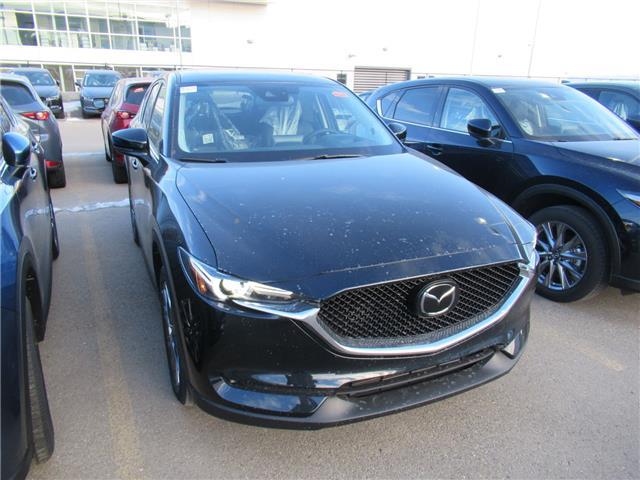 2021 Mazda CX-5 GT w/Turbo (Stk: M3178) in Calgary - Image 1 of 1